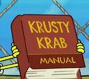 Krusty Krab Manual