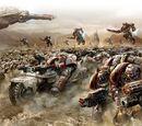 Matthew Schroeder/Warhammer 40,000: Speed Feats Summarized