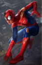 Peter Parker (Earth-TRN461) from Spider-Man Unlimited (video game) 099.png