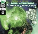 Hal Jordan and the Green Lantern Corps Vol 1 40