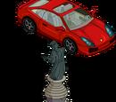 Car Pillar