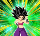 Boiling Competitive Spirit Caulifla