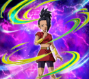 Conflicted Female Saiyan Kale