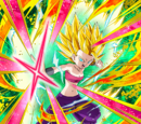 Limitless Growth Super Saiyan 2 Caulifla
