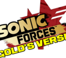 Sonic Forces: Gold's Version
