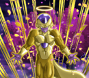 The 10th Warrior from Universe 7 Golden Frieza (Angel)