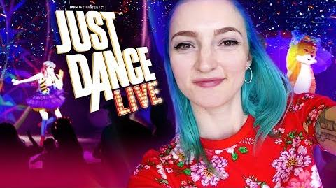 """Avery """"LittleSiha"""" joins the fun at JUST DANCE LIVE!"""