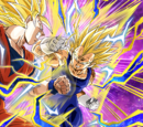 Clash of Pride Majin Vegeta