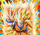 Toward a Distant World Super Saiyan 3 Goku