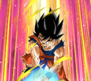 Super Gravity Training Goku