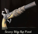 Scurvy Bilge Rat Pistol
