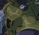 Video Warrior Laserion Kaiju
