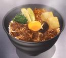 Sukiyaki Don