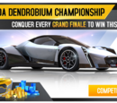 Championship/Vanda Electrics Dendrobium