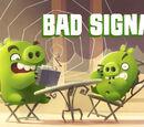 Bad Signal