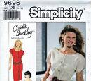 Simplicity 9696 A