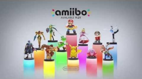 Amiibo - Tus personajes favoritos cobran vida en juegos exclusivos de Wii U (Latinoamerica)