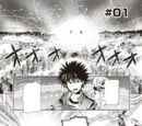 Toaru Majutsu no Virtual-On Manga Chapter 001