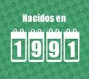 Nacidos en 1991