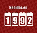 Nacidos en 1992