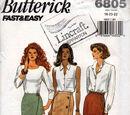 Butterick 6805 B