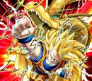 Mystery Super Technique Super Saiyan 3 Goku