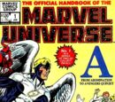Manual Oficial do Universo Marvel Vol 1 1