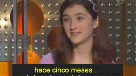 Entrevista subtitulada con Julianna (2005)