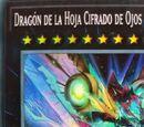 Dragón de la Hoja Cifrado de Ojos Galácticos