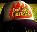 Clarence genial/Transcripción