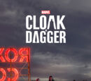 Cloak & Dagger Soundtrack