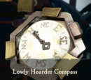 Lowly Hoarder Compass