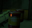 Barril explosivo