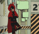 Little Red Riding Hooded Mercenary