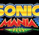 Sonic Mania Plus/Gallery