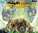 Batman/Teenage Mutant Ninja Turtles II Vol 1 5