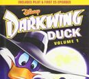 Darkwing Duck (series)/Home Media
