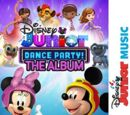 Disney Junior Dance Party!: The Album