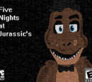 Five Nights at Jurassic's