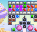 Levels with non-spawning candy colour orders