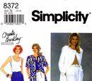 Simplicity 8372 C
