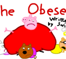 The Obese/if finished by ScribbledEggs