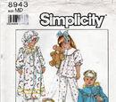 Simplicity 8943 A