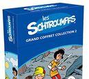 Les Schtroumpfs Grand Coffret Collection 2