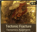 Tectonic Fracture