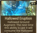 Hallowed Eruption