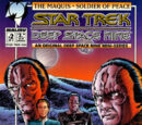 The Maquis: Soldier of Peace, Issue 2