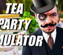 IRISH MAN MAKES TEA