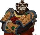 Chentao Bronzefur