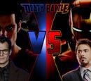 Iron Man vs Superman